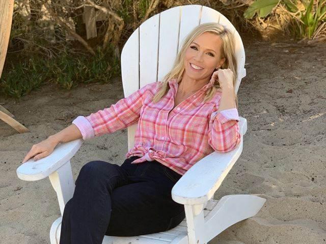 Jennie Garth alias Kelly z Beverly Hills: Manželství mi zachránila desetiměsíční pauza